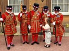 paralympic swimmer ellie simmonds and other london 2012 'golden girls' receive honours at the palace