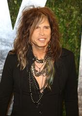 man seriously injured after falling from scaffolding at steven tyler's house