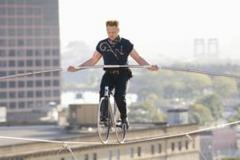 wallenda to practice tightrope walk at benderson park