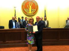 city proclaims may stroke awareness month