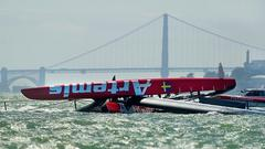 shock follows america's cup death