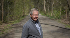 robert bateman has toronto nature trail named after him